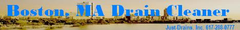Boston, Massachusetts Premiere Drain Cleaner - Just-Drains, Inc.